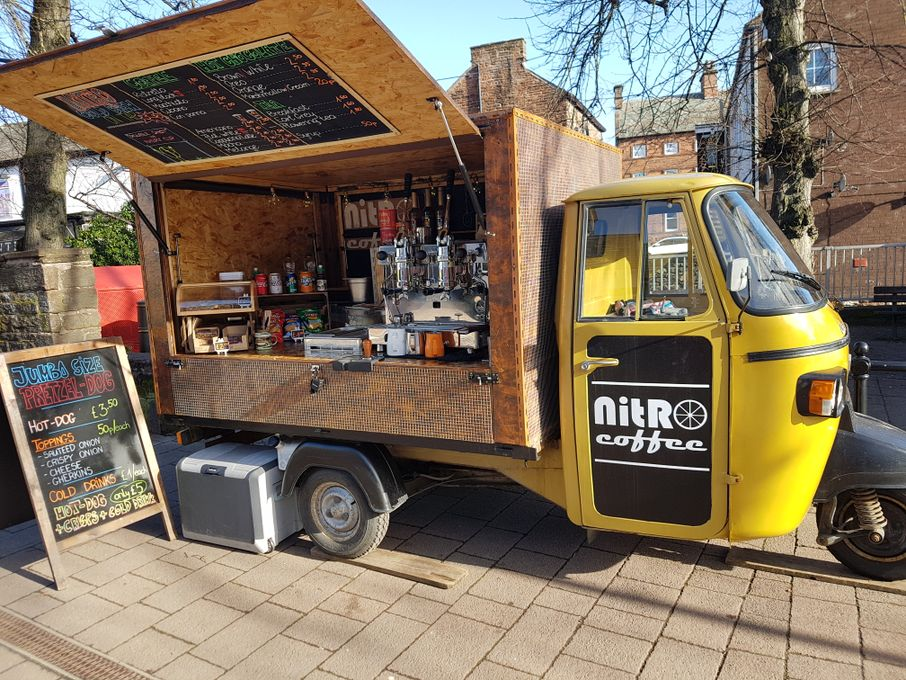 Nitro Coffee - Catering  - Penrith - Cumbria photo