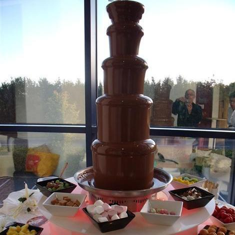 Chocolox Chocolate Fountain
