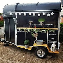 The Chester Pizza Company Street Food Catering