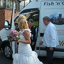 The Village Chippy Fish and Chip Van