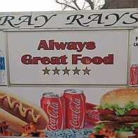 Ray Ray's burger bar and catering services Burger Van