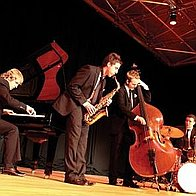 The MPR Jazz Ensemble Vintage Band