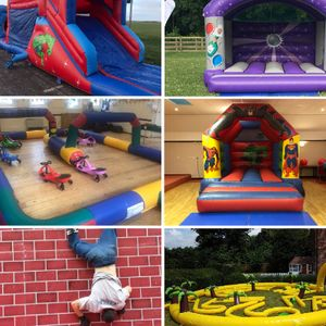 A B Castle Hire Bouncy Castle