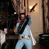 Elvin Priestley  Elvis Tribute Band