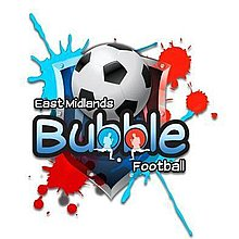 East Midlands Bubble Football Games and Activities