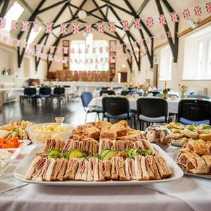 The 68 Cafe & Catering Company Business Lunch Catering
