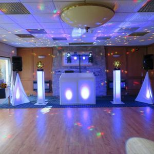 AAC Disco and Karaoke Wedding DJ