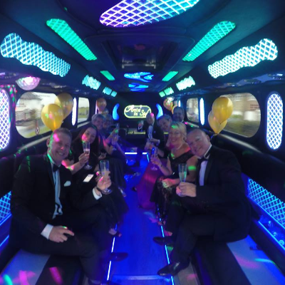 Finishing Touch Transport Limousine