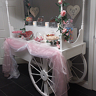 The Sweetest Thingz Sweets and Candies Cart