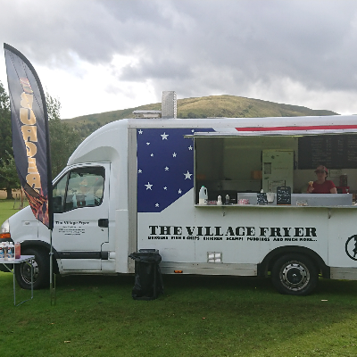 The Village Fryer Fish and Chip Van