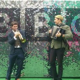 Albaccord - Trumpet and Accordion Duo Classical Duo