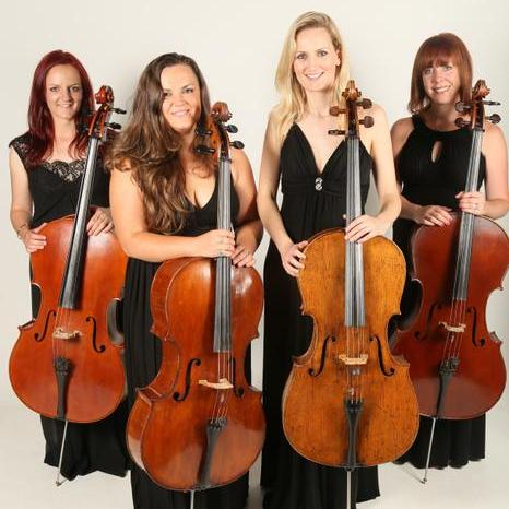 Celli - the cello quartet Classical Ensemble