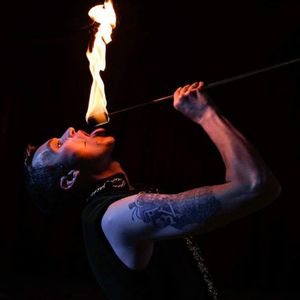 Beckwith and Fuller Events Circus Entertainment