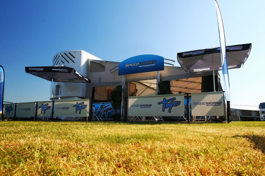 On Site Hospitality - Catering Event Equipment Marquee & Tent Venue  - Coventry - West Midlands photo