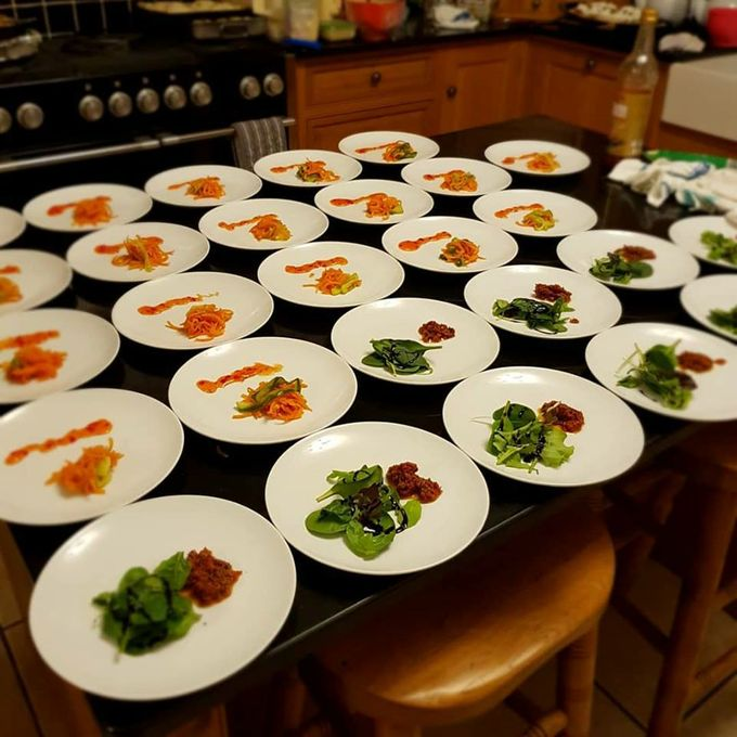Tim Carr Catering - Catering  - Nottingham - Nottinghamshire photo