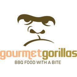 Gourmet Gorillas Ice Cream Cart