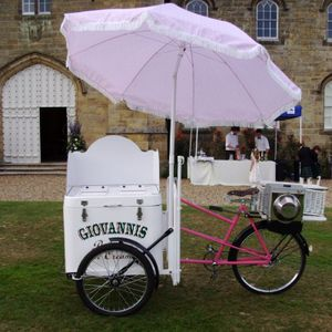 Fun Food Catering Crepes Van