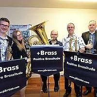 Positive Brassitude Brass Ensemble