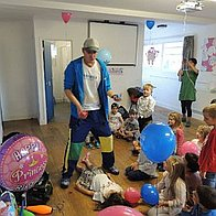 Robbie All Rounder Balloon Twister