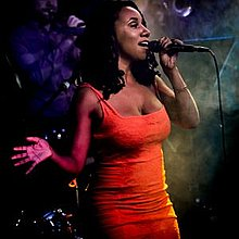 Kristel Morrison Jazz Singer
