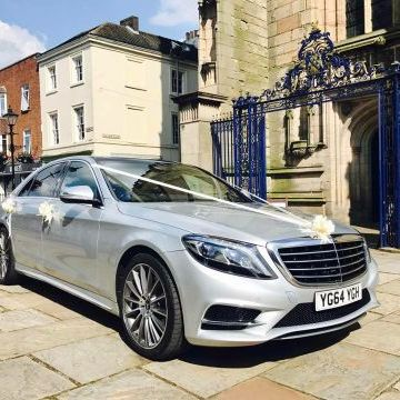 A52 Executive Cars Chauffeur Driven Car