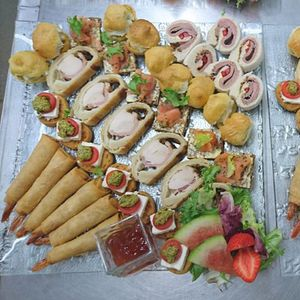 1964 Wedding Catering