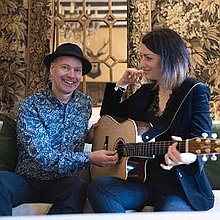 LeLounge Acoustic Duo Rock Band