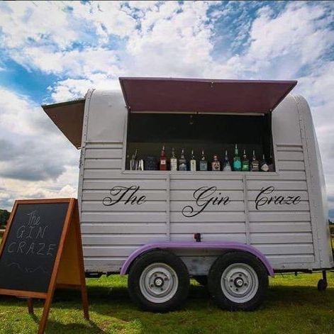 The Gin Craze Mobile Bar