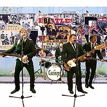 The Cavernites - Tribute to The Beatles The Touring Years Singing Guitarist