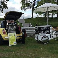 Casa Di Gelato Ice Cream Cart