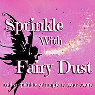 Sprinkle With Fairy Dust Candy Floss Machine