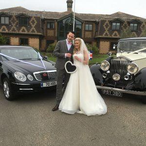 Elegance Wedding Cars Wedding Car Hire London Vintage & Classic Wedding Car
