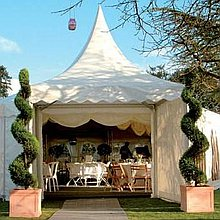 Bybrook Hire Party Tent