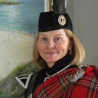 Julia Read Quality Scottish Piper and Harpist Bagpiper