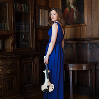 Naomi Koop Wedding Violinist UK Solo Musician