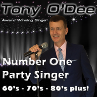 Number One Party Singer - 60's 70's 80's Plus! Rat Pack & Swing Singer