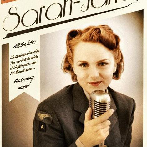 Miss Sarah-Jane 1920s, 30s, 40s tribute band