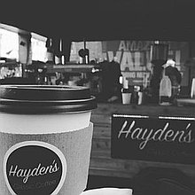 Haydens Classic Coffee Coffee Bar