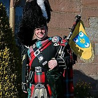Andrew Brian, Highland Wedding Bagpiper Bagpiper