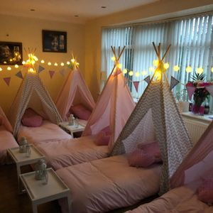 Sweet Dreams Teepees Bell Tent
