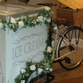 My Magical Moments Ice Cream Cart
