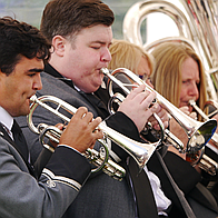 Grange Moor Brass Band Ensemble