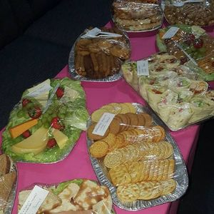 Fell For Food Afternoon Tea Catering