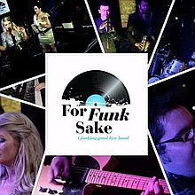 For Funk Sake Function Music Band