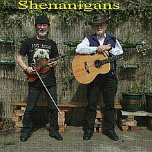 Shenanigans Irish Music Duo Irish band