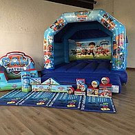 Bnbs Inflatable Hire Bouncy Castle