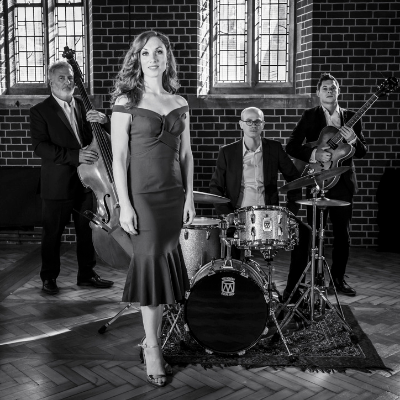Josephine Warren and The Jaxx Band Swing Band