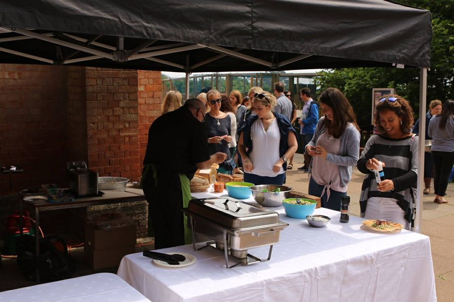 Ed Dibbles.Street Eats - Catering  - Martock - Somerset photo