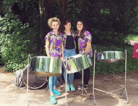 CCC Steelband - Live music band , Tyne and Wear, Ensemble , Tyne and Wear,  Steel Drum Band, Tyne and Wear