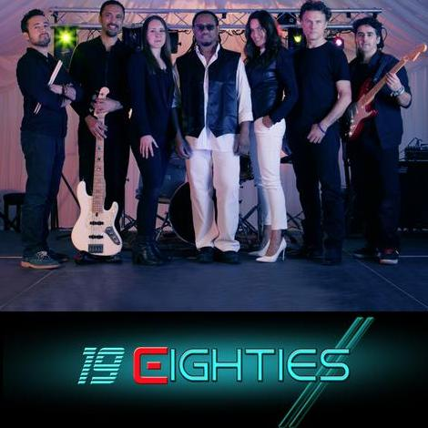 19Eighties Function & Wedding Music Band